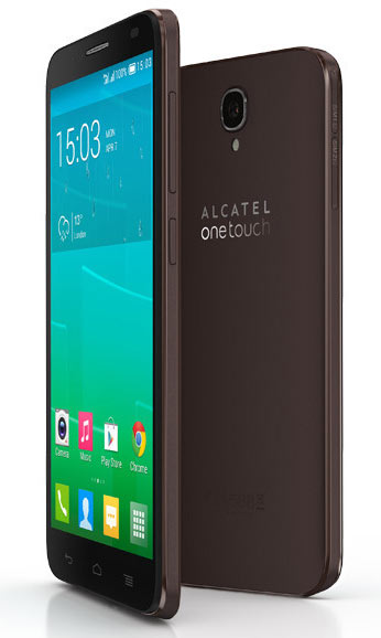 Alcatel OneTouch Idol 2 and Alcatel OneTouch Idol 2 Mini-