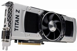 NVIDIA GeForce GTX TITAN Z in stores next week