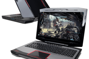 CyberPowerPC Raven X6 boasts an original design and 3D-card GeForce GTX 860M with 4GB memory