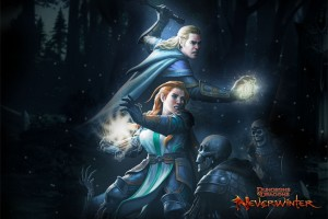 MMO game Neverwinter appears on consoles