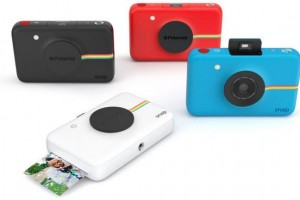 """New camera Polaroid Snap uses ZINK for """"instantaneous"""" photo printing"""