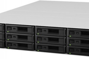 Network Attached Storage Synology RackStation RS2416 + / RS2416RP + for up to 12 drives